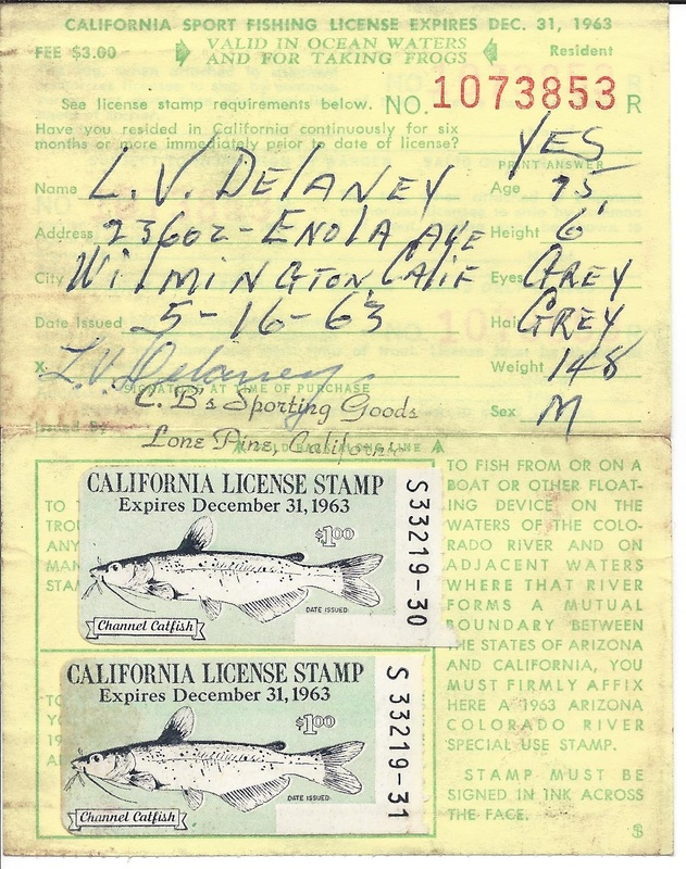 ca state fishing license cost
