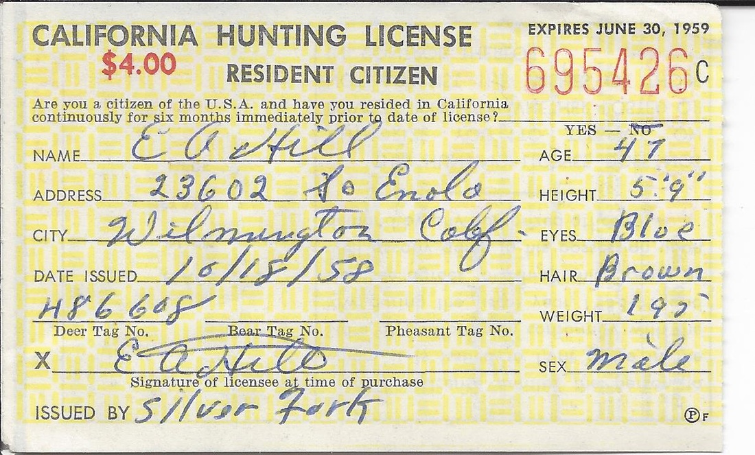 other hunting stamps stamps